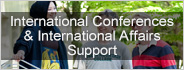 International Conferences & International Affairs Support